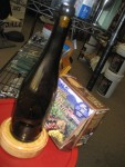 Wine perfecter-used to shorten the timespan of the wine making aging process